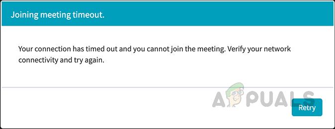 """Wie behebt man den Zoom-Meeting-Timeout-Fehler """"Ihre Verbindung hat eine Zeitüberschreitung und Sie können dem Meeting nicht beitreten"""" unter Windows 10?"""