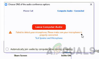 Wie behebt man das Problem mit dem Zoom-Mikrofon unter Windows 10?