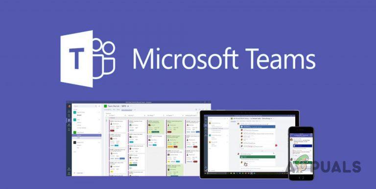 Wie ändere ich den Namen in Microsoft Teams?