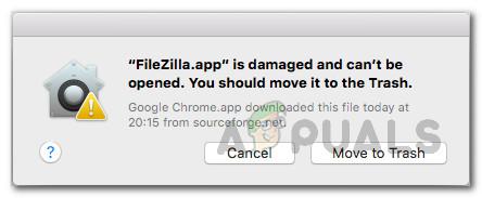 FIX: Beschädigte App kann bei MacOS-Fehler nicht geöffnet werden