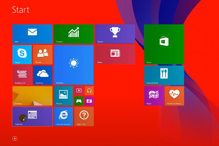 Wie wählt man Farben für den Hintergrund und den Akzent in Windows Server 2012 R2 aus und legt sie fest?
