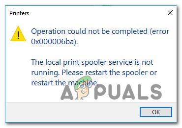 So beheben Sie den 0x000006BA-Fehler unter Windows 10