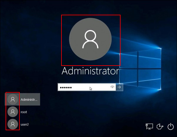 So legen Sie das Standardkontobild für alle Benutzerkonten unter Windows 10 fest