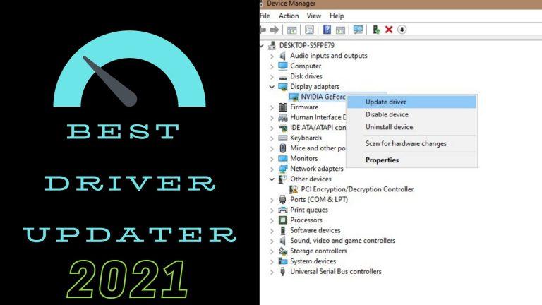 Die 5 besten Treiber-Updater-Software für Windows im Jahr 2021